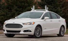 2014 SELF DRIVING FORD