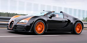 the world's fastest car 2013