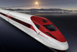 Highspeed Rail NY to LA