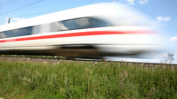 highspeed streak rail