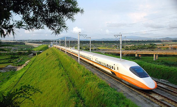 usa highspeed train